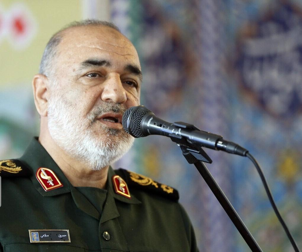 """قائد حرس الثورة الإيرانية يهدد بضرب """"إسرائيل"""" وأميركا إذا ارتكبتا أقل خطأ"""