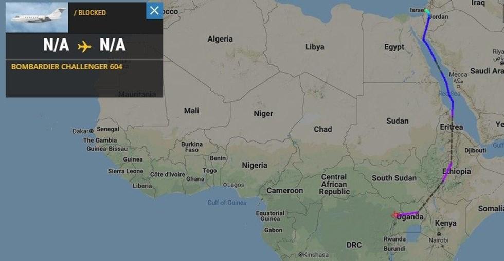 وسائل إعلام إسرائيلية: عبور طائرة إسرائيلية الأجواء السودانية متجهة إلى فلسطين المحتلة