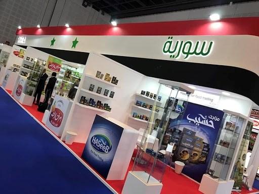 """شركات سورية تشارك بمعرض """"غولفود 2020"""" في دبي"""