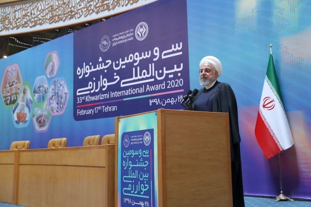 الرئيس الإيراني: الشهيد الفريق قاسم سليماني فخر لإيران بعيداً عن التحزبات