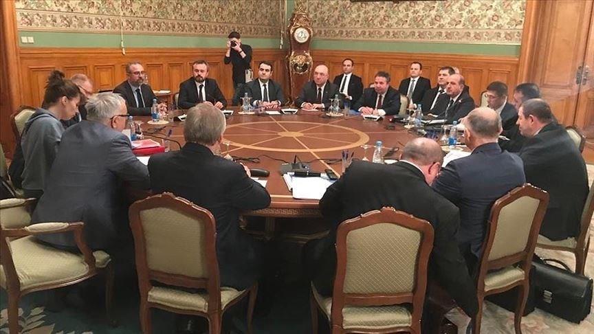 استئناف المحادثات الروسية – التركية حول إدلب