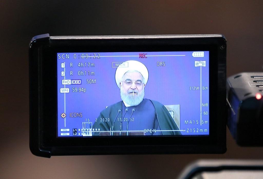 روحاني: أميركا بعثت برسائل تطلب فيها الحوار مع إيران