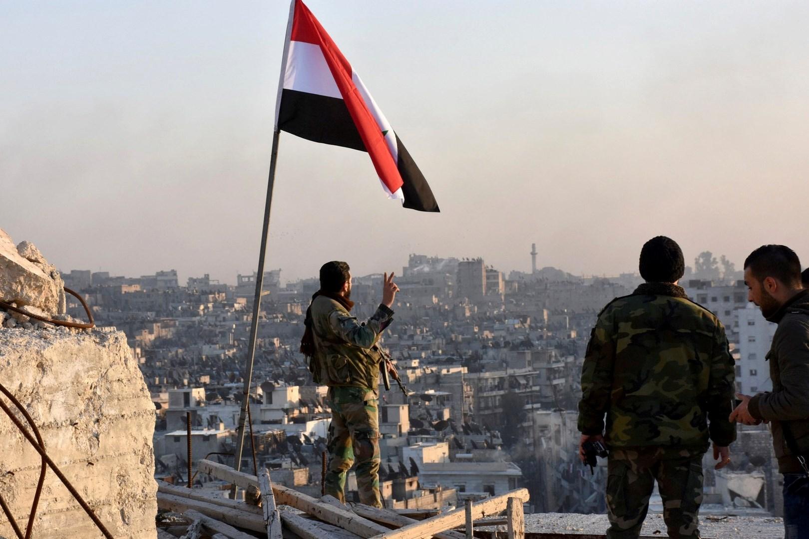 بين حلب وستالينغراد