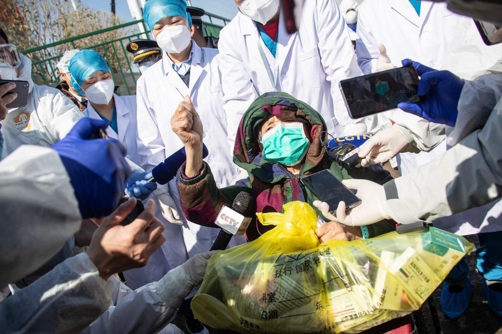 ارتفاع عدد وفيات فيروس كورونا وبكين تعلن شفاء آلاف الأشخاص