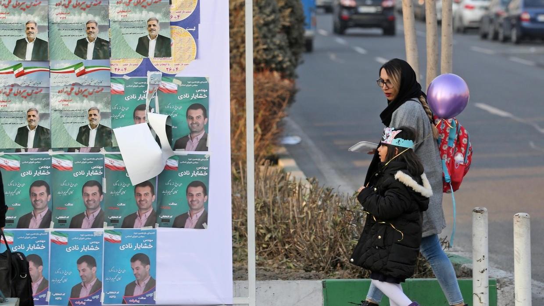 إيران تستعد لانتخابات مفصلية.. ودعوات لمشاركة كثيفة
