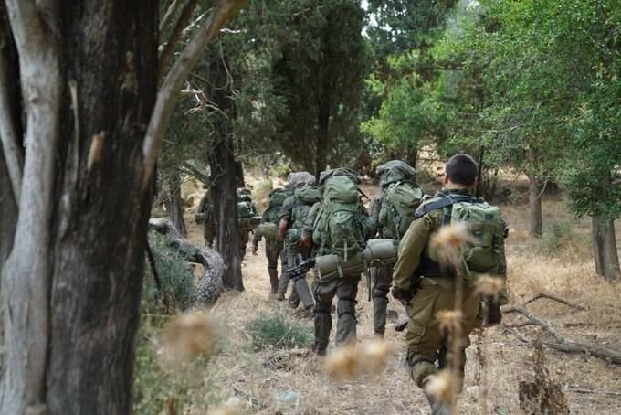 الجيش الإسرائيلي يبدأ مناورات على عدة جبهات