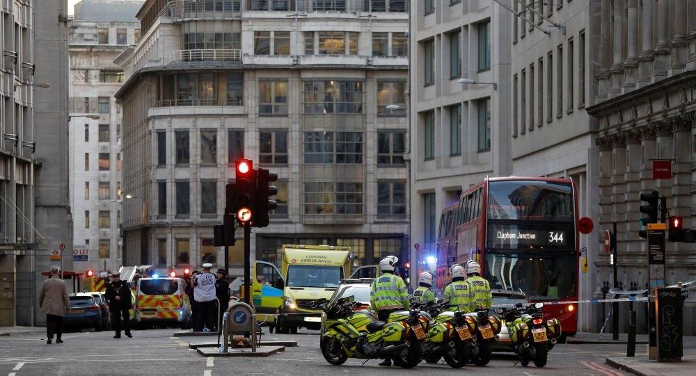 الشرطة البريطانية تقتل رجلاً طعن عدداً من الاشخاص في لندن