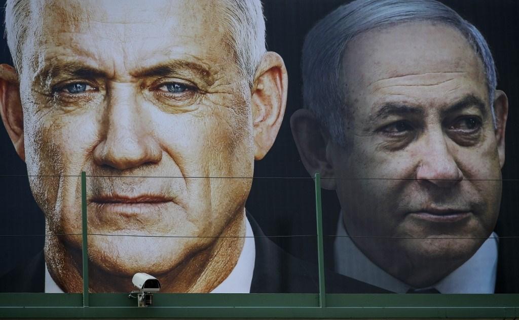 مقابلات وجولات: نتنياهو يقاتل على الصوت العربي