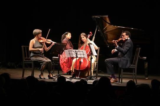 """""""بيتهوفن 250"""": رباعي البيانو في إحتفالية لبنانية – ألمانية"""