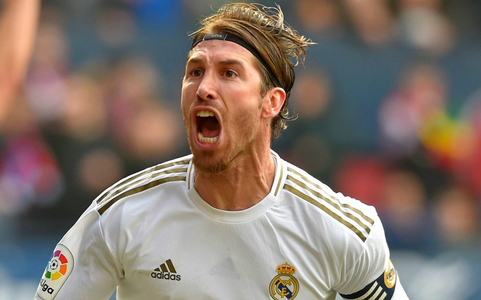 ريال مدريد لن يمدّد لراموس؟