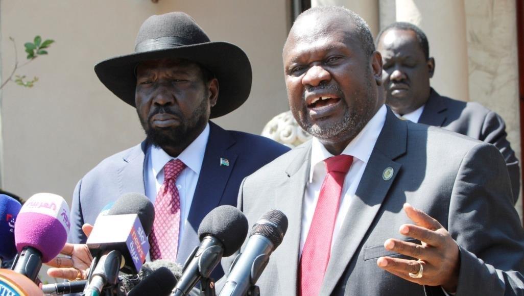 جنوب السودان: زعيم المعارضة يؤدي اليمين كنائب أوّل للرئيس