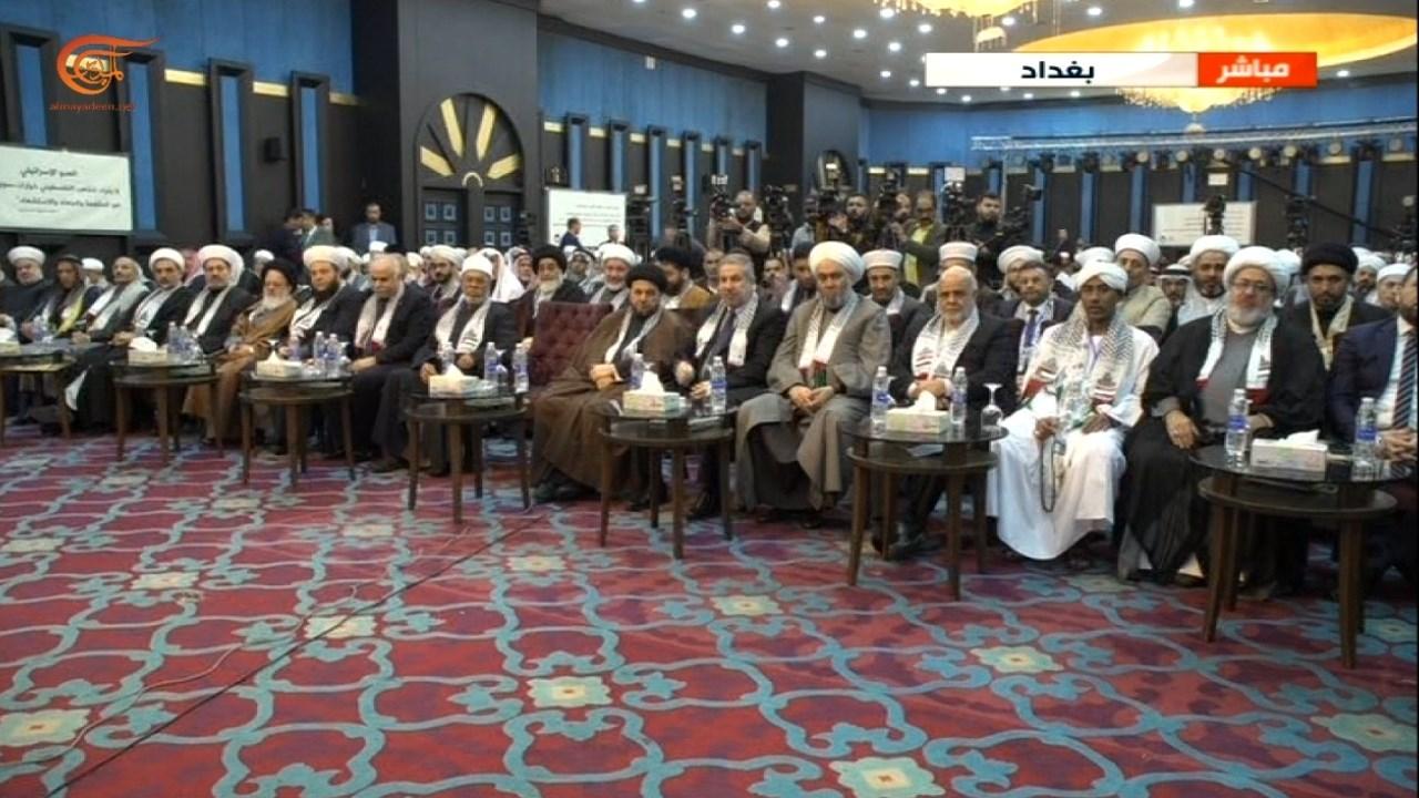 """الملتقى العلمائي في العراق.. مواقف تشدد على رفض """"صفقة القرن"""""""