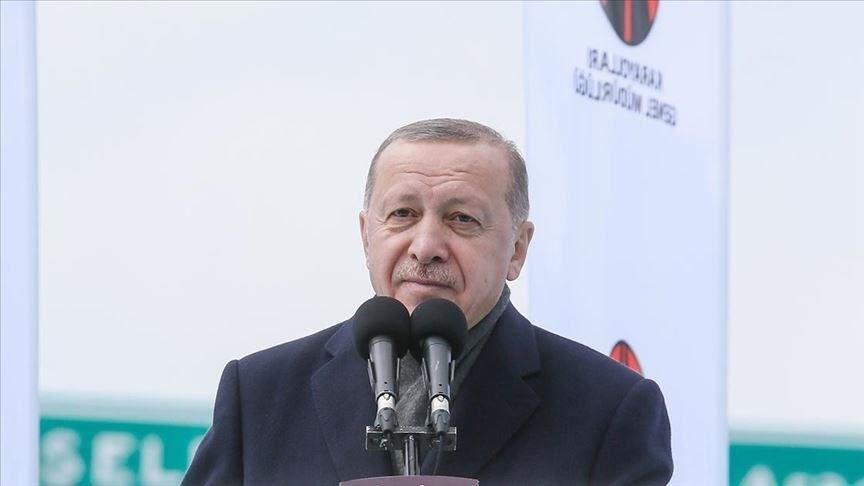 """إردوغان: تهربنا من """"النضال"""" في عموم المنطقة سيكون باهظ الثمن مستقبلاً"""