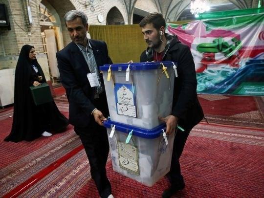 الائتلاف الأصولي يفوز بمقاعد طهران في الانتخابات التشريعية وفق النتائج الأولية