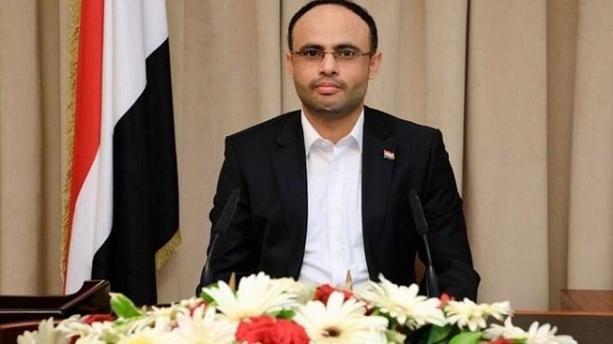 رئيس المجلس السياسي الأعلى يزيح الستار عن 4 منظومات صاروخية