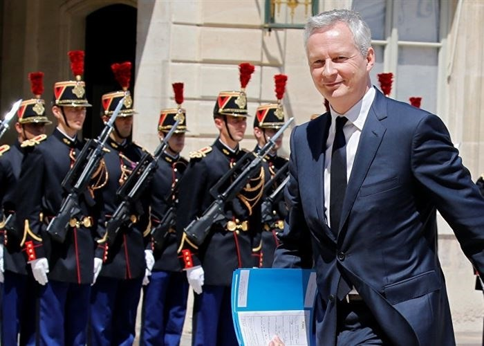 وزير المالية الفرنسي: فرنسا مستعدة لدعم لبنان مالياً