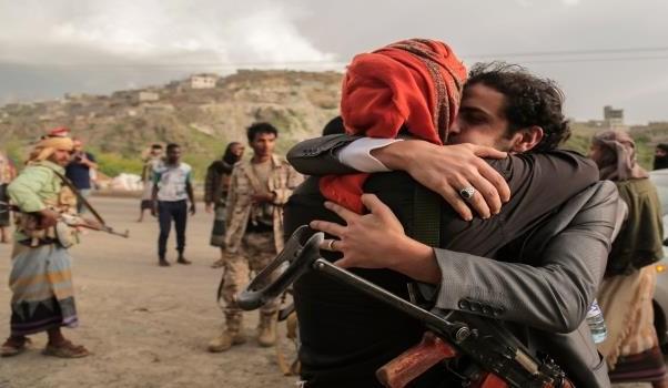سعوديون وسودانيون ضمن لائحة تبادل الأسرى مع صنعاء
