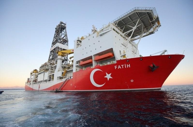 سفينة تنقيب جديدة.. تركيا تواصل أنشطتها شرق المتوسط