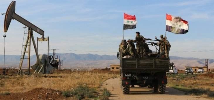 الجيش السوري يواصل عملياته في ريف إدلب الجنوبي ويحرر بلدات جديدة