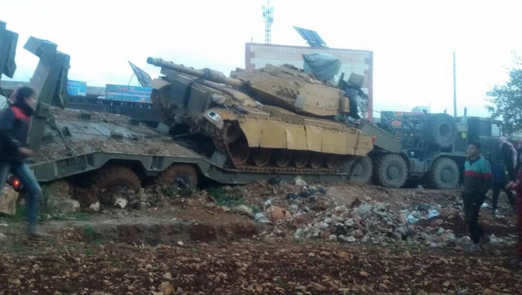 الأسلحة التركيَّة في طرابلس.. بين الضَّرورة والاستعراض