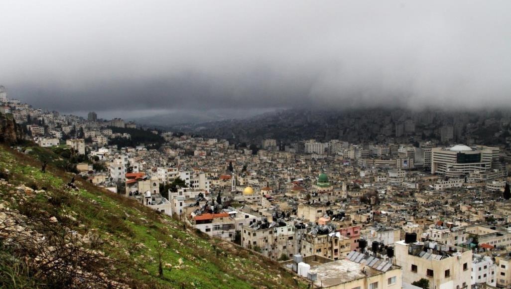 وفد أميركي يتوجه إلى فلسطين المحتلة لوضع خرائط للضفة الغربية