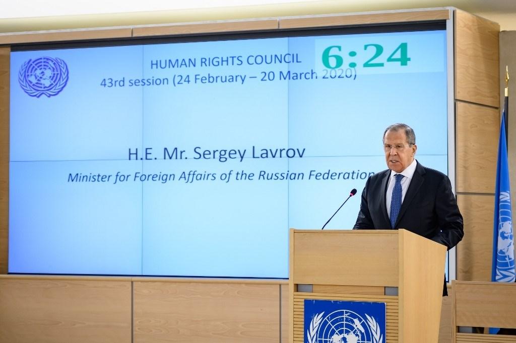 الخارجية الروسية: الهدنة في إدلب ليست لمصلحة حقوق الإنسان