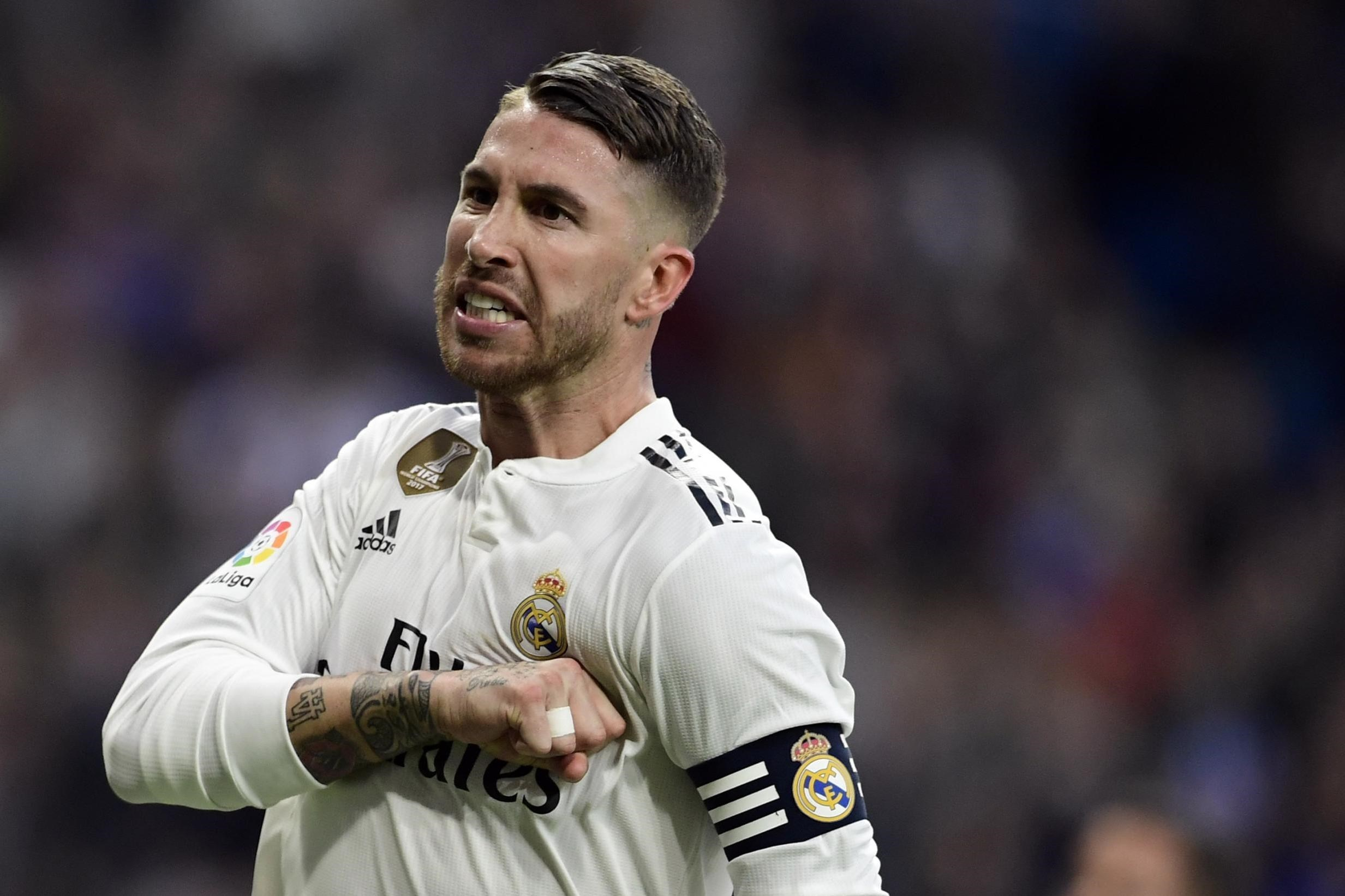 راموس يجدد ولاءه لريال مدريد