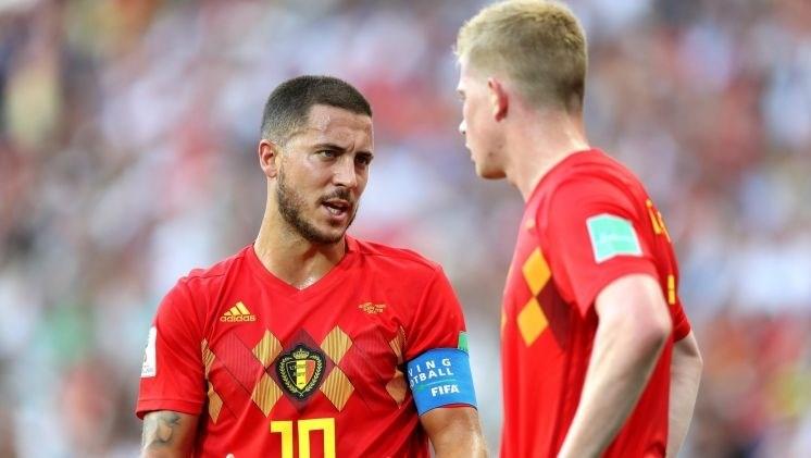 مدرب بلجيكا واثق من مشاركة هازار في كأس أوروبا