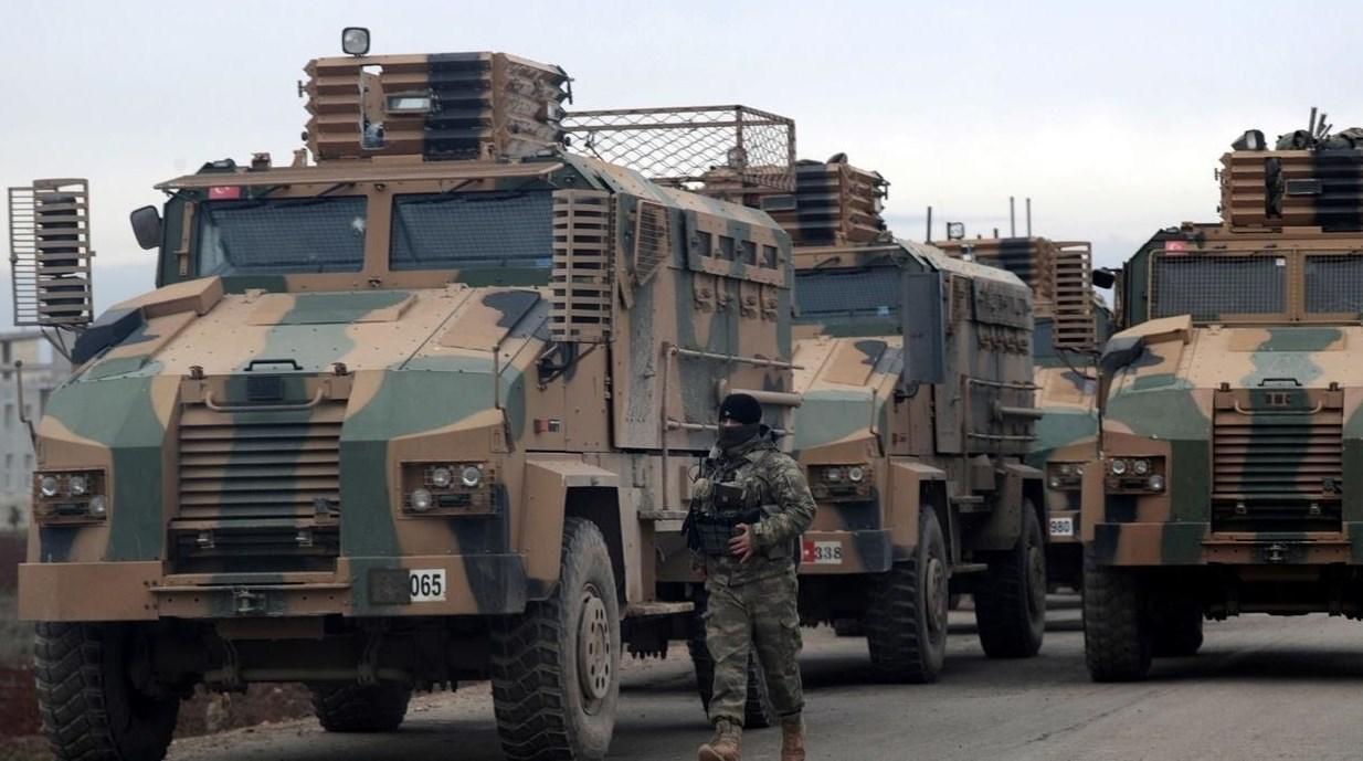 وزارة الدفاع الروسية: الجنود الأتراك المستهدفون كانوا في صفوف المسلحين الإرهابيين