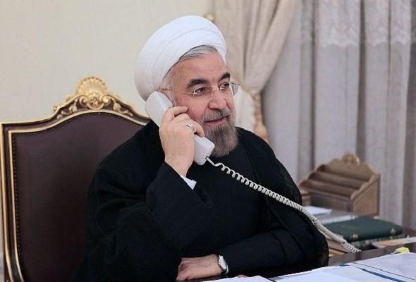 روحاني يتصّل بإردوغان وبوتين: لنكمل مسار أستانة