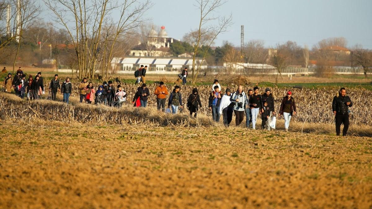 منظمة الهجرة الدولية: أعداد اللاجئين على الحدود التركية اليونانية يتصاعد