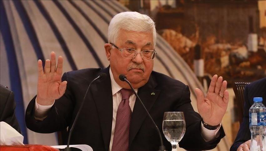 عباس: أي فرصة هذه التي تعطينا 11% من أرضنا؟