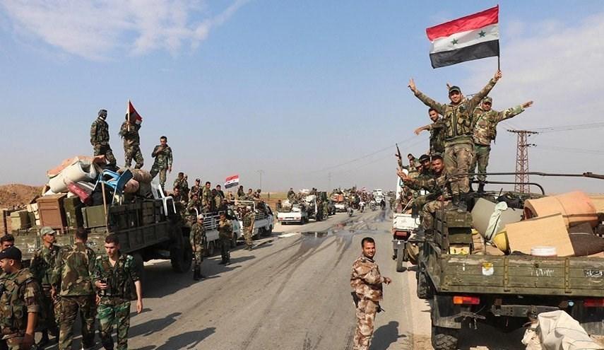9 كيلومترات تفصل الجيش السوري عن مدينة إدلب