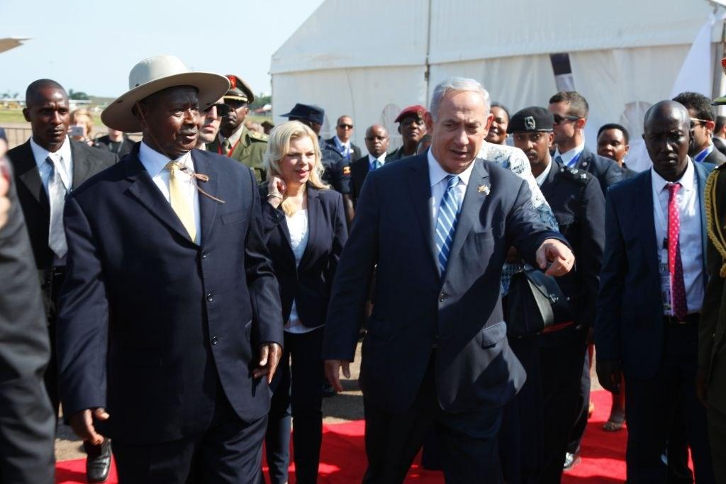 وسائل إعلام إسرائيلية: ما سبب زيارة نتنياهو إلى أوغندا؟