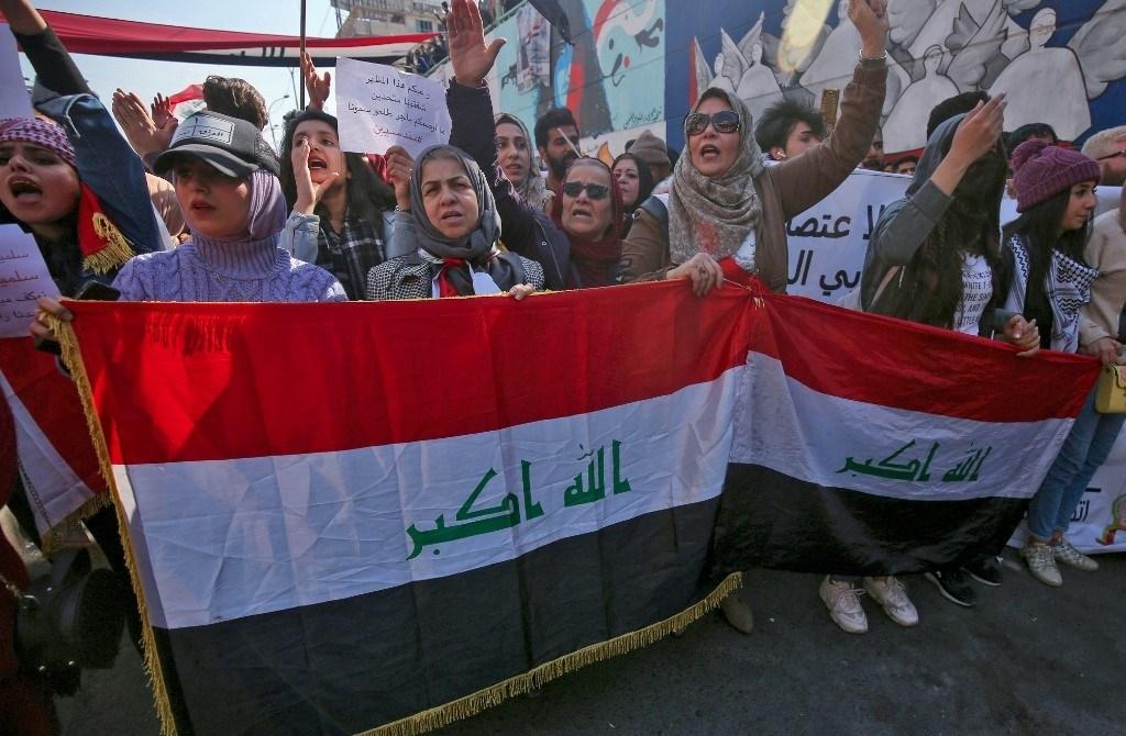 عودة الهدوء إلى محافظتيّ البصرة والنجف مع استمرار إضراب طلاب الجامعات
