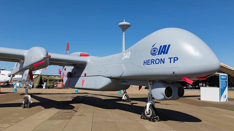 """""""تايمز أوف إسرائيل"""": الجيش المغربي يستلم ثلاث طائرات مسيّرة إسرائيلية"""