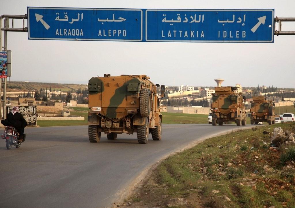 الجيش السوري يستعيد قرى بريف حلب الجنوبي وريف إدلب الشرقي