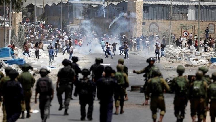 """شهيد فلسطيني برصاص الاحتلال في """"باب الزاوية"""" بالخليل"""
