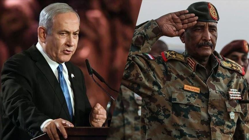 """نتنياهو: """"إسرائيل"""" حصلت على إذن بالتحليق في الأجواء السودانية"""
