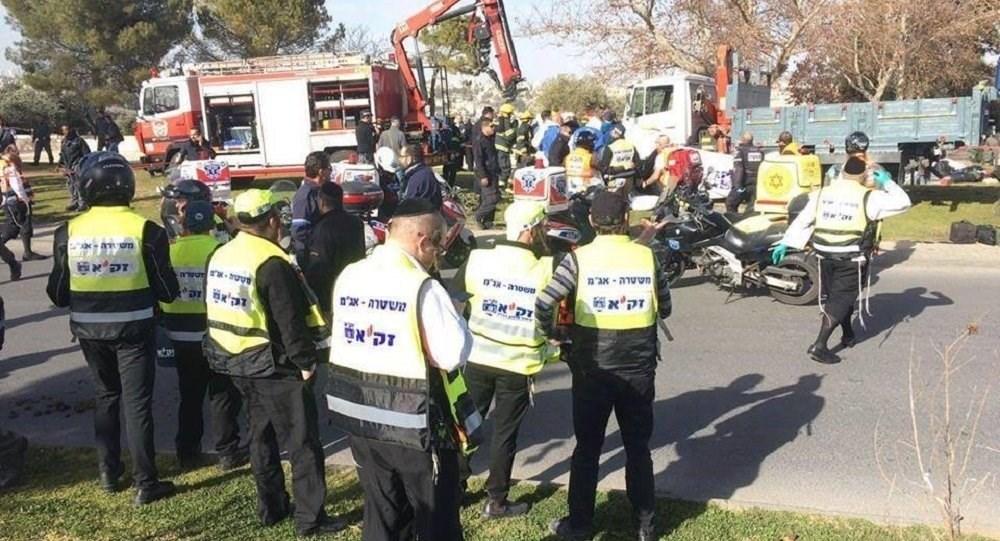 إصابة 16 جندياً إسرائيلياً في حادث دهس بالقدس المحتلة.. والفصائل الفلسطينية تبارك