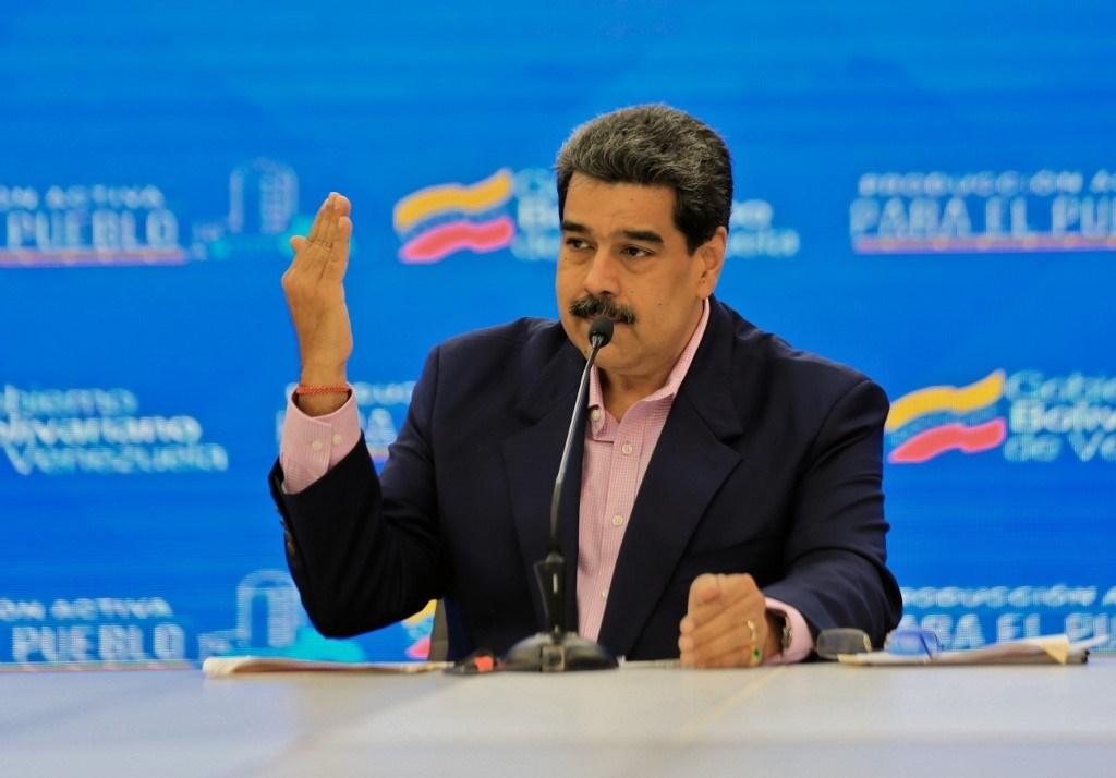 """مادورو يدعو القطاعات """"النزيهة"""" في أميركا إلى مواجهة سياسة ترامب"""