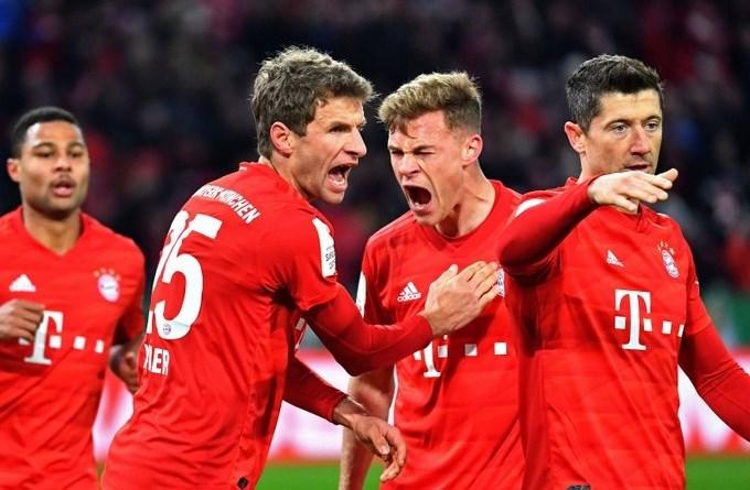 بايرن ميونيخ يواصل مشواره في كأس ألمانيا