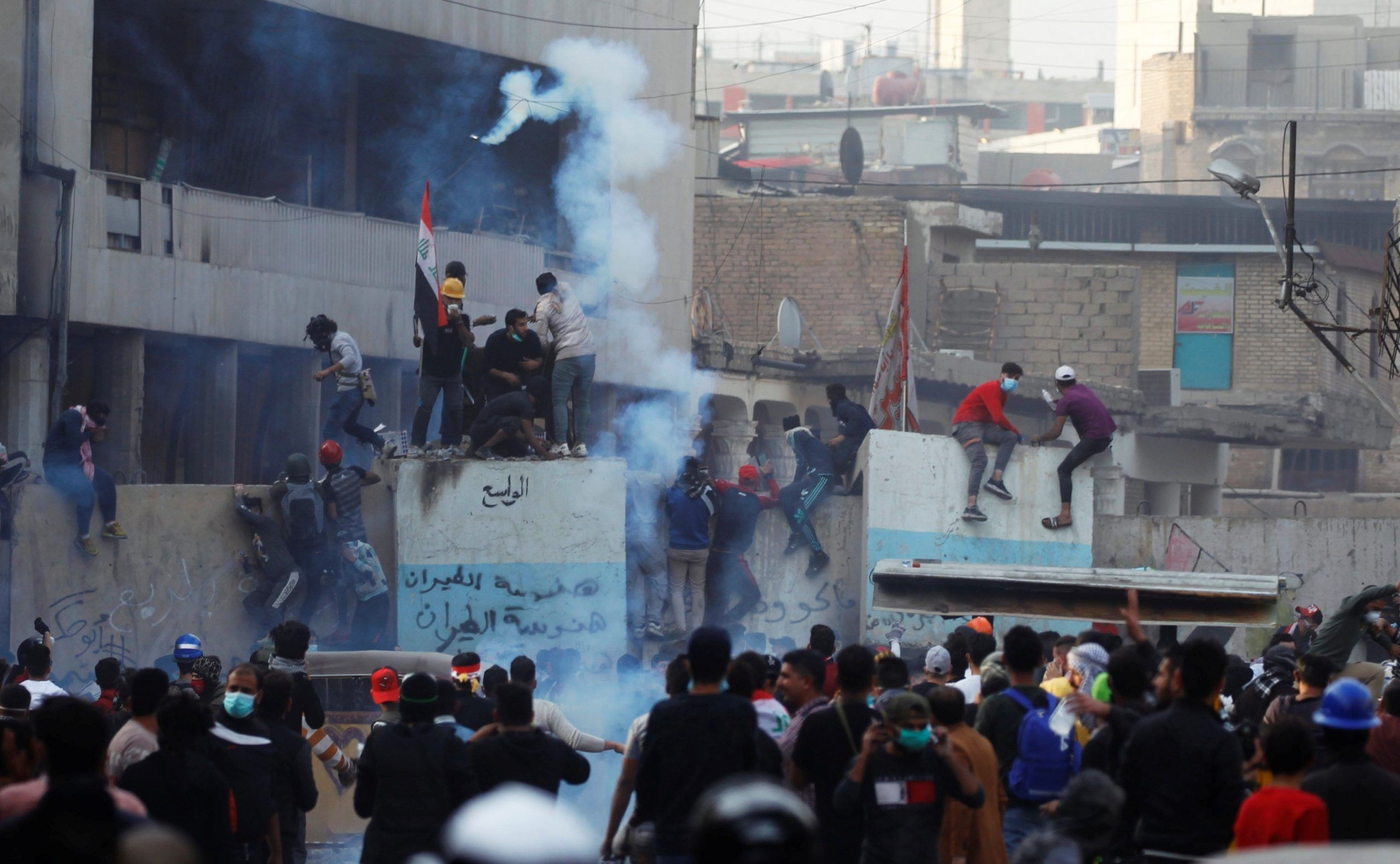 العراق: عبد المهدي يأمر بتشكيل لجنة تحقيق في أحداث النجف