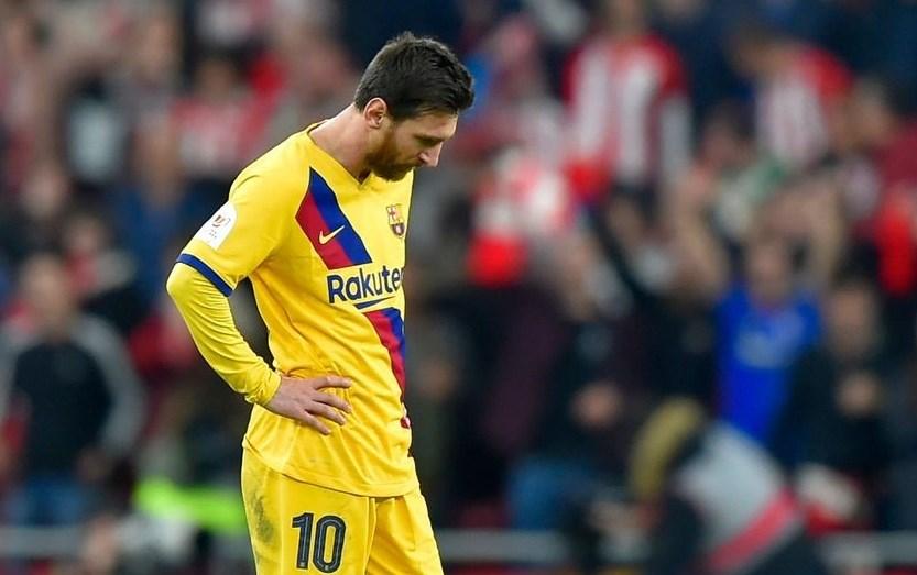برشلونة يلحق بريال مدريد خارج كأس إسبانيا!