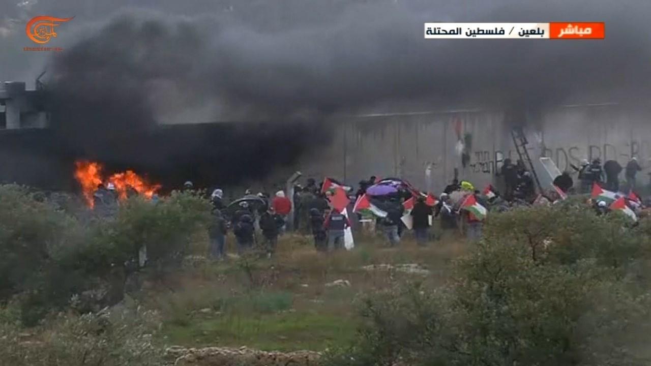 """احتجاجات ضد """"صفقة القرن""""..  واستشهاد شاب فلسطيني في طولكرم"""
