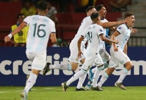 منتخب الأرجنتين إلى أولمبياد طوكيو 2020