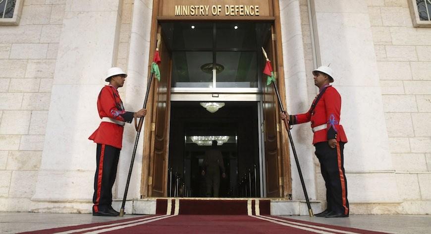 وزارة الدفاع العراقية: تحلينا بأقصى درجات ضبط النفس ونعمل على تأمين حدودنا
