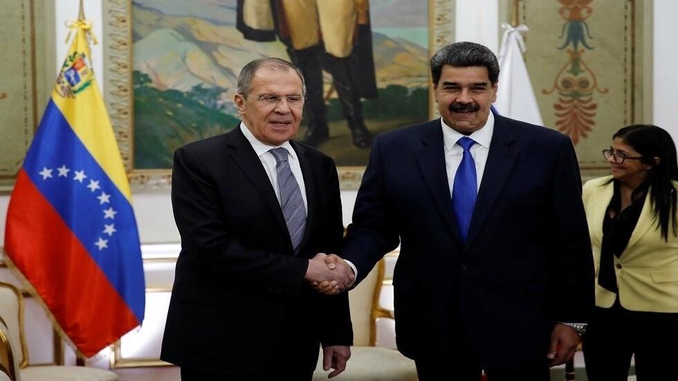 لافروف من فنزويلا: سنعمل على تنمية التعاون العسكري - التقني