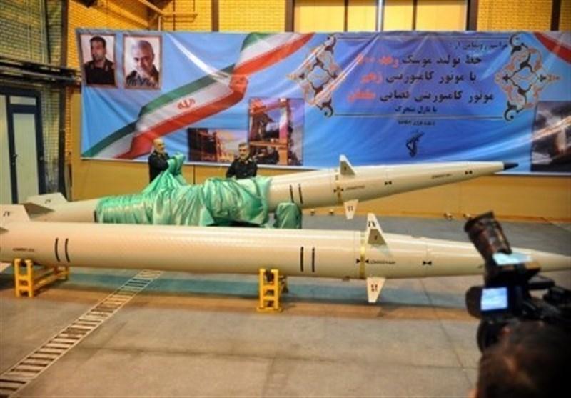 سلامي: تدشين صاروخ رعد 500 قفزة نوعية للقوى الجوفضائية