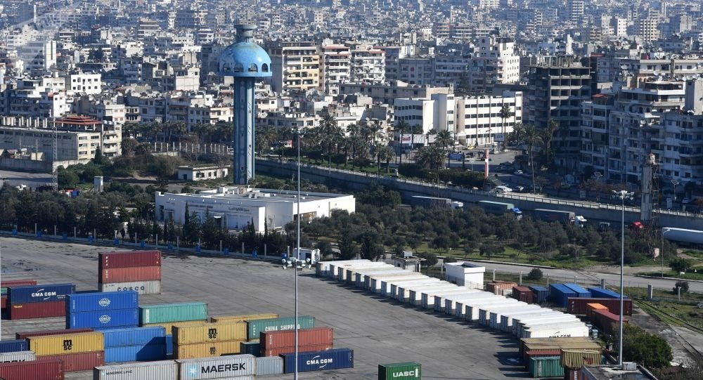 بناء خط بحري ثابت ومنتظم بين سوريا والمرافئ الروسية